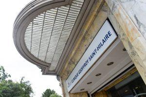 Clinique privé Gds Geoffroy St Hilaire, le22 juin 2015
